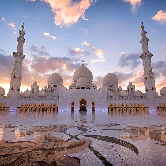 Дубай мечеть шейха зайда фото жилье в словении